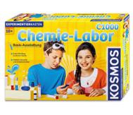Chemie-Baukasten Chemielabor C1000