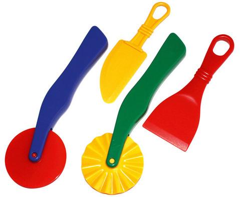 Knet Werkzeuge - 4-tlg-1