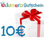 Geschenk Gutschein 10,- Euro