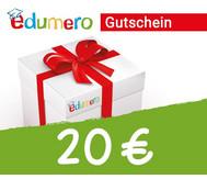 Geschenk Gutschein 20,- Euro