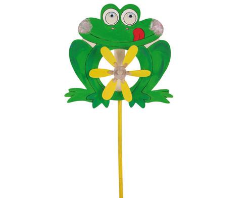 Windrad Frosch-1