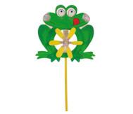 Windrad Frosch