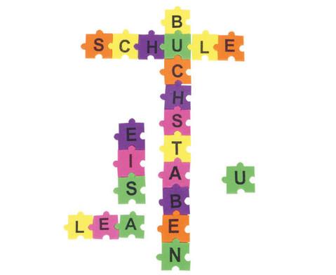 Puzzle  Moosgummi-Buchstaben-2