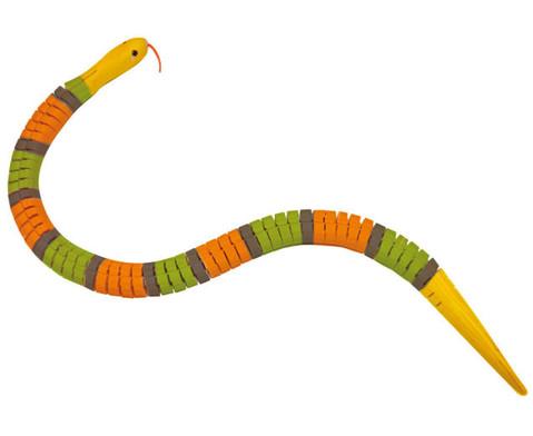 Holzschlangen 6 Stueck-3