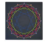edumero Nagelbrettchen - Mandala