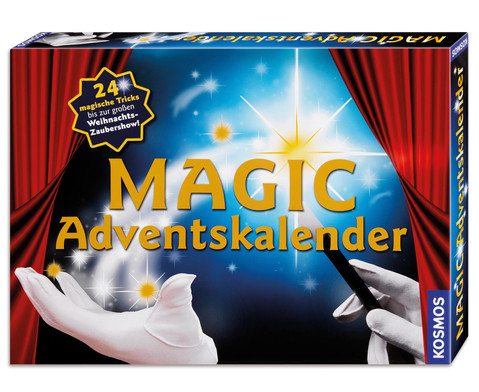 Magic - Adventskalender-1