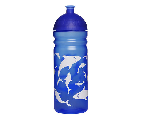 Trinkflasche Hai 07l-1