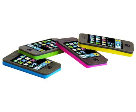 Radierer Smartphone - 3er-Set