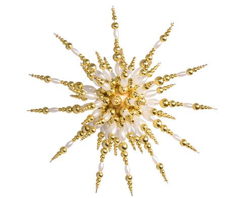 Stern Zauberperle gold-1
