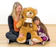 Teddybär, 1 m groß