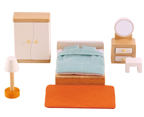 Puppenmoebel Schlafzimmer-1