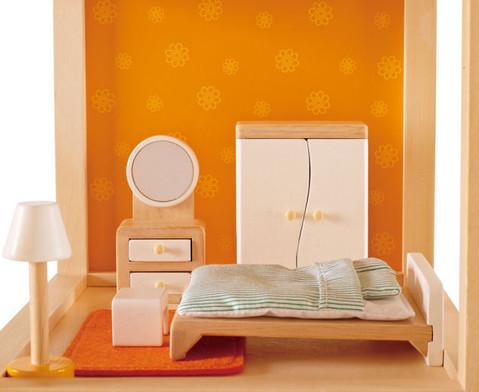 Puppenmoebel Schlafzimmer-2