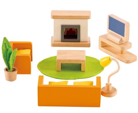 Puppenmoebel Wohnzimmer-1