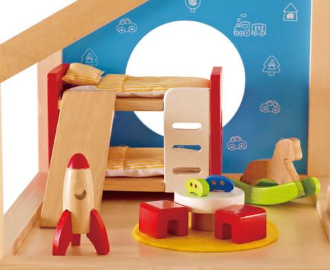 Puppenmoebel Kinderzimmer-3