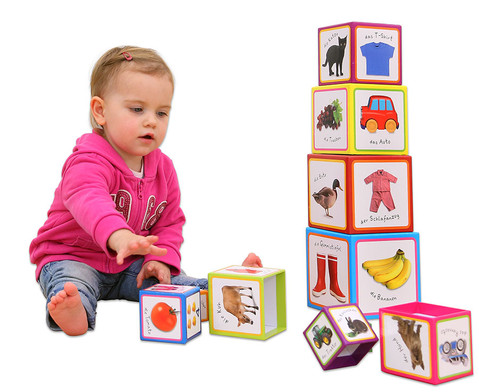 Stapelspiel - Erstes Lernen-1