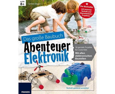 Das grosse Baubuch - Abenteuer Elektronik