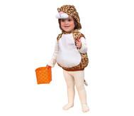 Kleinkind-Kostüm Leopard