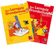 Mein Lernquiz Grundschule 1. + 2. Klasse Mathe & Deutsch