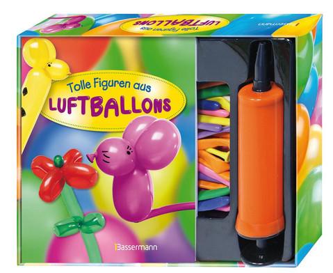 Tolle Figuren aus Luftballons-1