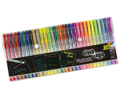 Gelschreiber 30 Stifte-1