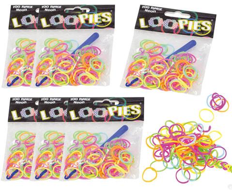 Loopie Rubberbands - 6er Set-1