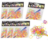 Loopie Rubberbands - 6er Set