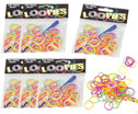 Loopie Rubberbands - 6er-Set-1