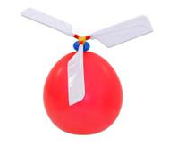 Ballon Hubschrauber, 3 Stück