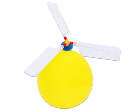 Ballon Hubschrauber 3 Stueck-2