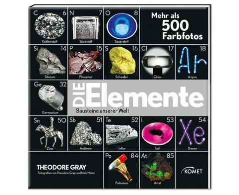 Die Elemente - Bausteine unserer Welt-1