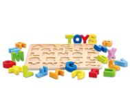 Buchstaben-Puzzle 27-tlg