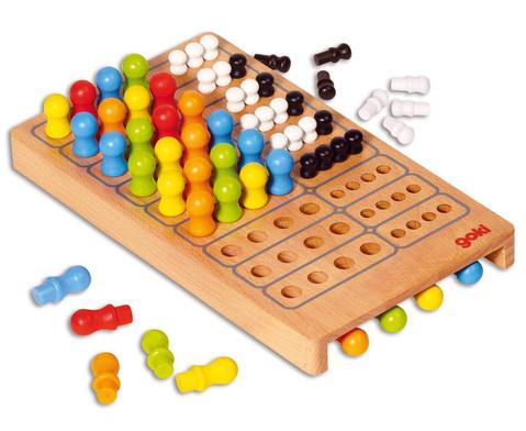 Geheimcode Logikspiel