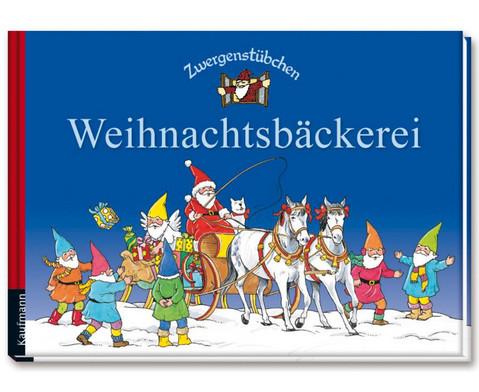 Zwergenstuebchen - Weihnachtsbaeckerei-1