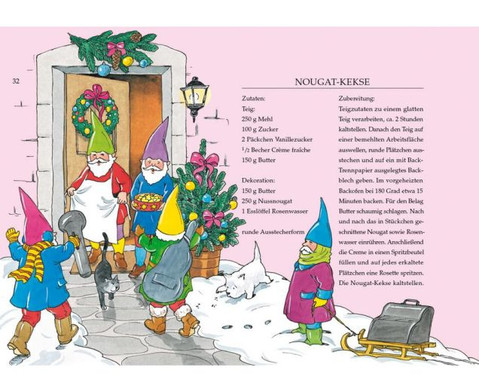Zwergenstuebchen - Weihnachtsbaeckerei-3