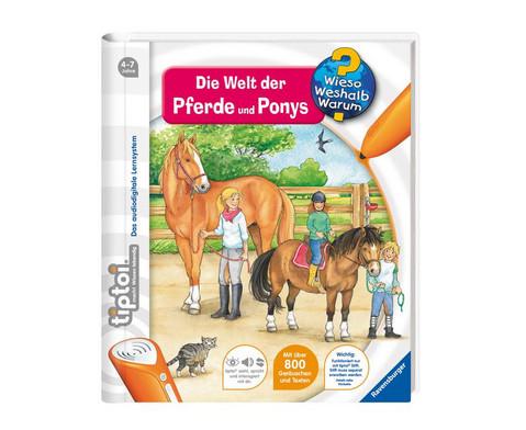 tiptoi Die Welt der Ponys und Pferde-1
