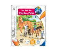 tiptoi®: Die Welt der Ponys und Pferde