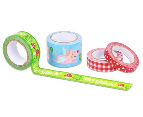 Deko-Tape Glueck 4 Tapes a 5 Meter-4