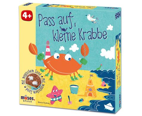 Pass auf kleine Krabbe-1