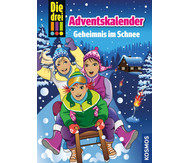 Die drei !!! Adventskalender Buch