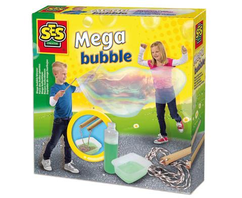 Riesen-Seifenblasen-Set