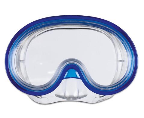 Taucherbrille und Schnorchel-2