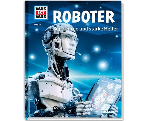 Was ist Was - Roboter-1