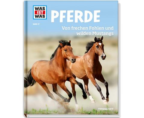 Was ist Was - Pferde-1