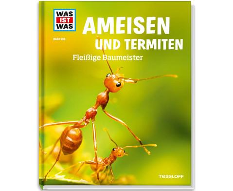 Was ist Was - Ameisen und Termiten-1