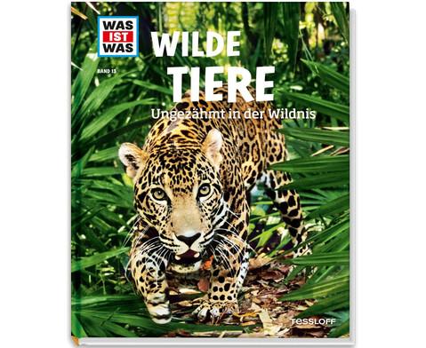 Was ist Was - Wilde Tiere-1