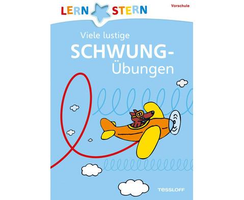 Lernstern - Viele lustige Schwunguebungen Vorschule-1