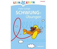 Lernstern - Viele lustige Schwungübungen Vorschule