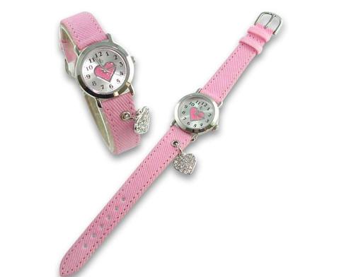Kinder-Armbanduhr Herz-1