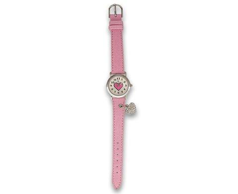 Kinder-Armbanduhr Herz-3