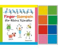 Fingerstempeln für kleine Künstler - Set